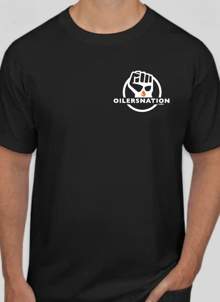Oilersnation Hospitality Support Tee