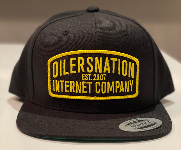 OILERSNATION - INTERNET COMPANY HATS