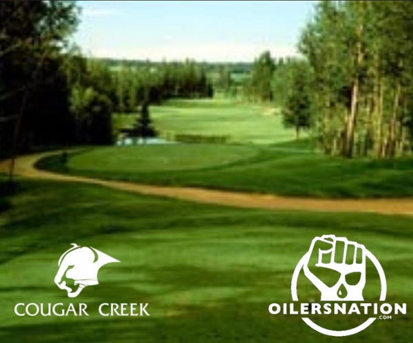 OILERSNATION Golf Package