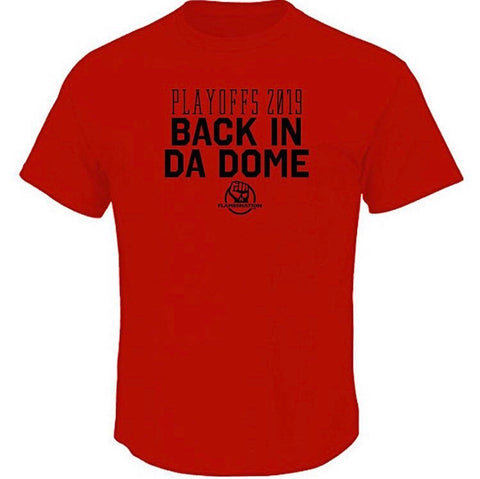 Back in da dome tee