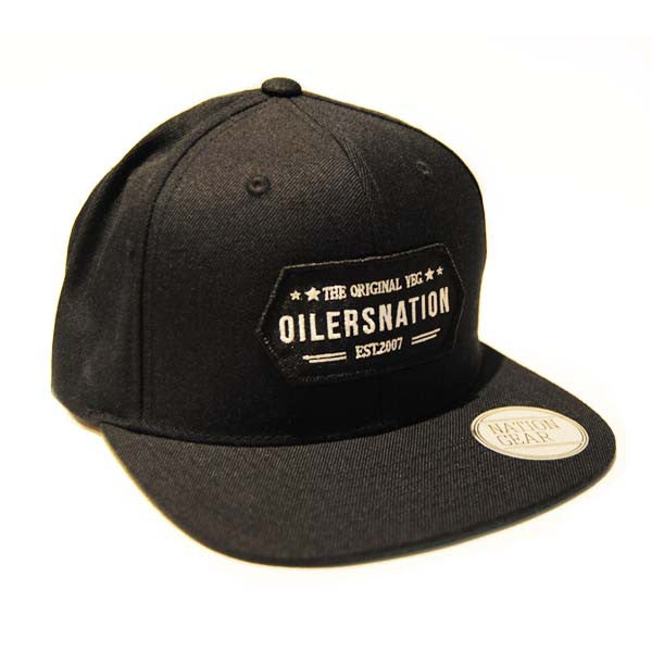 Nation YEG Original Snapback