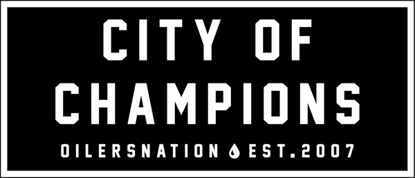 City of Champions Sticker