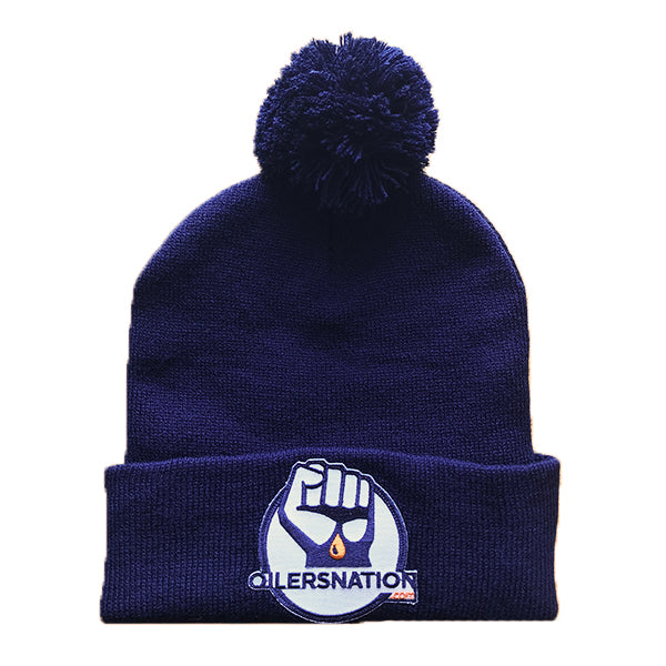 Oilersnation Game Day toque