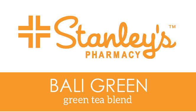 Bali Green (Tropical Paradise Green)