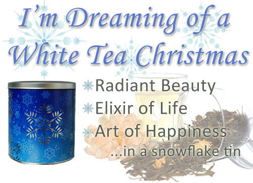 White Tea Christmas - Holiday Gift Set