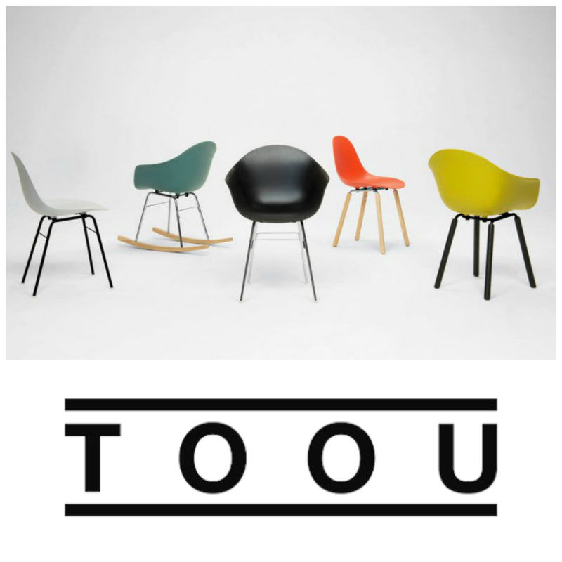 TOOU Design: Contemporary Seating with Retro Style