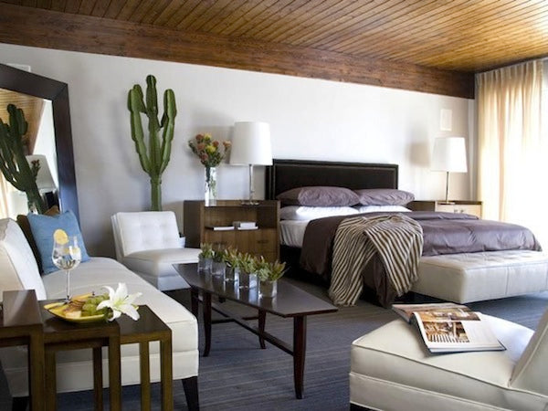Modern Guest Room : ... for an Inviting Modern Guest Room – 212 Concept - Modern Living