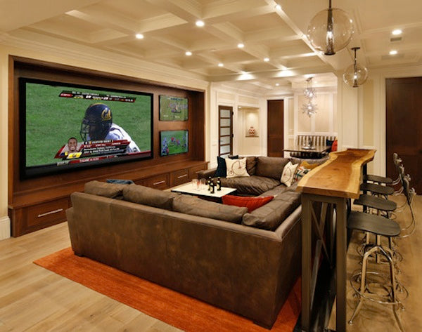 10 Media Room D 233 Cor Ideas For The Modern Gentleman 212