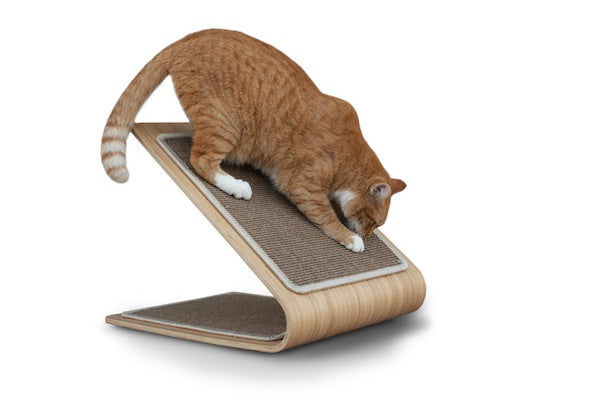 Though in most forms  the totally practical cat scratcher is not considered  furniture  the Astoria Cat Scratcher has such a classic modern look we  think it. 8 Modern Pet Furniture Designs to Drool Over   212 Concept