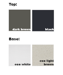 Thick top Low color palette