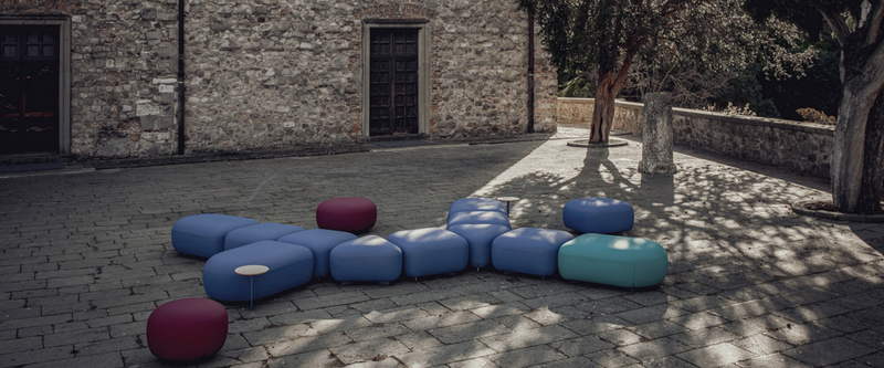 True Design Code Modular Seating System