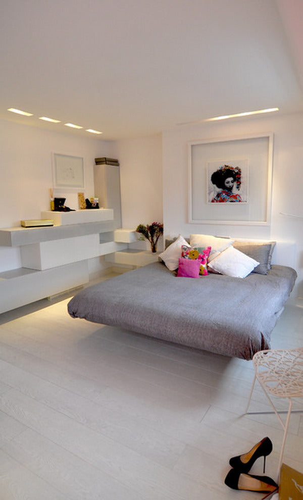 Eclectic Modern Room Ideas With A Feminine Side 212