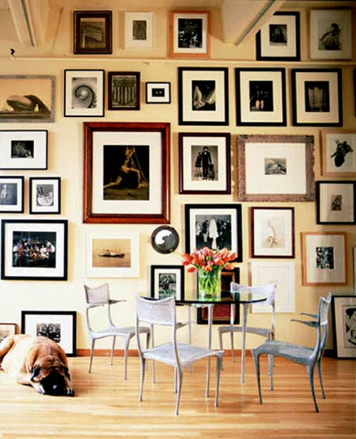 Gallery Art Wall Ideas For Modern Rooms