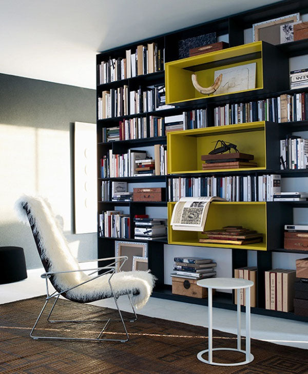 Modern Home Library Design Ideas: 8 Book-Worthy Modern Home Libraries