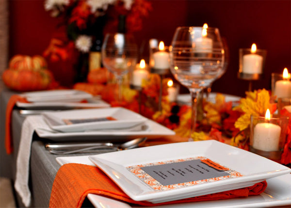 15 Modern Thanksgiving Tablescape Ideas 212 Concept