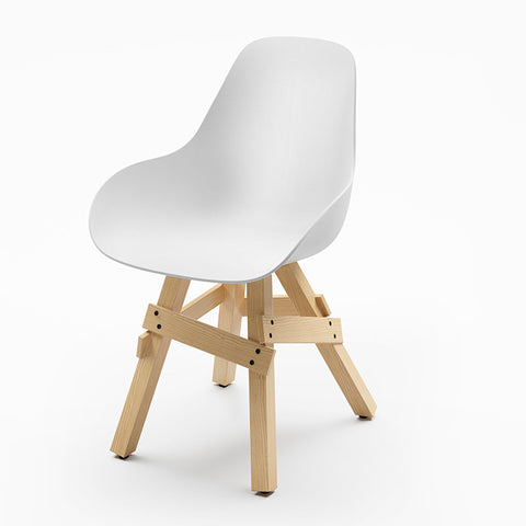 Modern Wooden Dimple Classic Chair | 212Concept