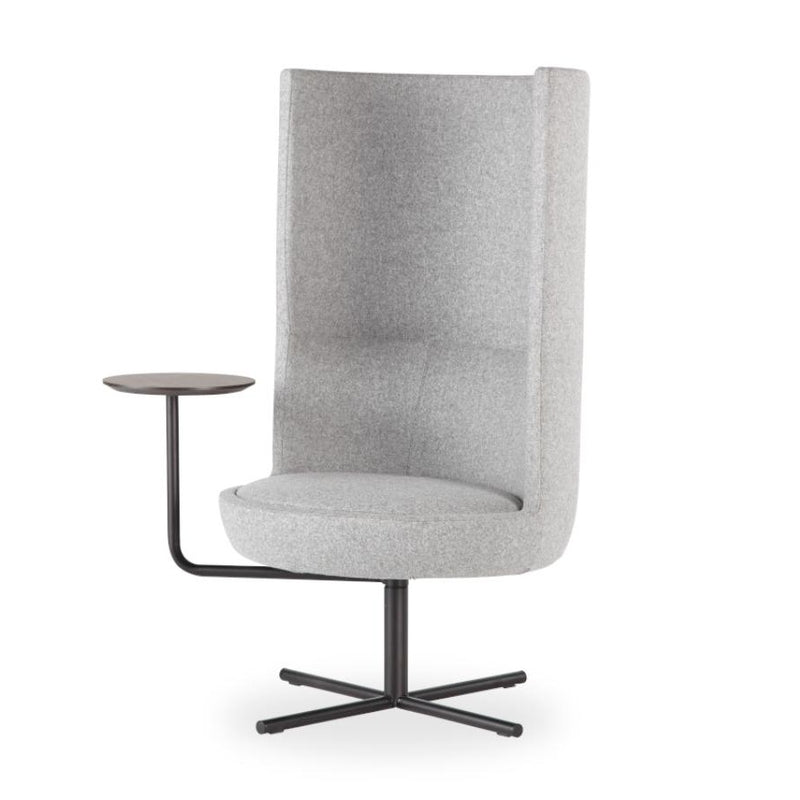 Round XS Private Swivel Lounge Chair
