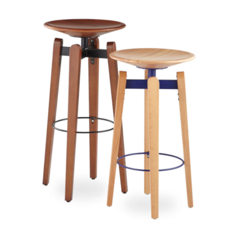 Bow Swivel Stool