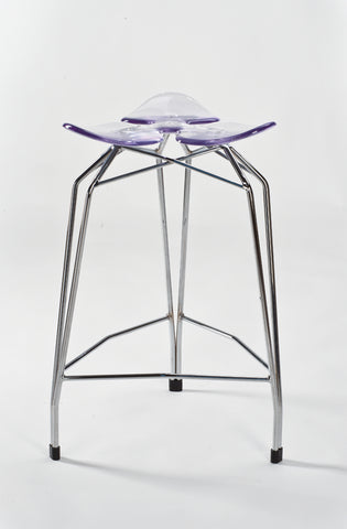Diamond Bar Stool - Pack of 2