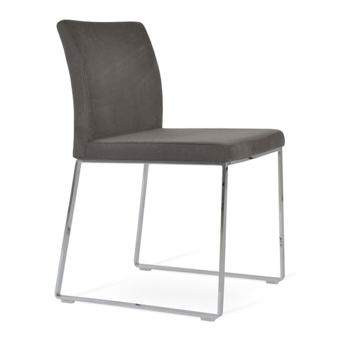 Aria Sled Dining Chair