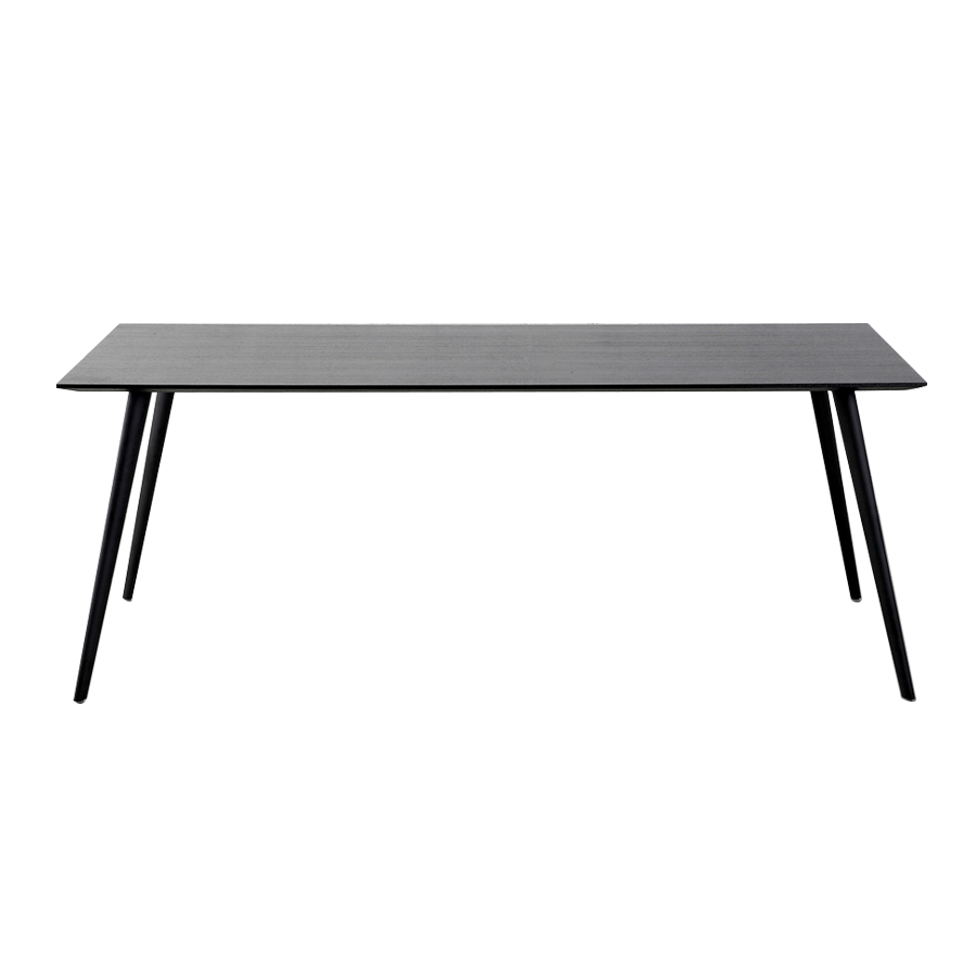 Buy Elliptical Slender Modern Dining Table Concept - Slender dining table