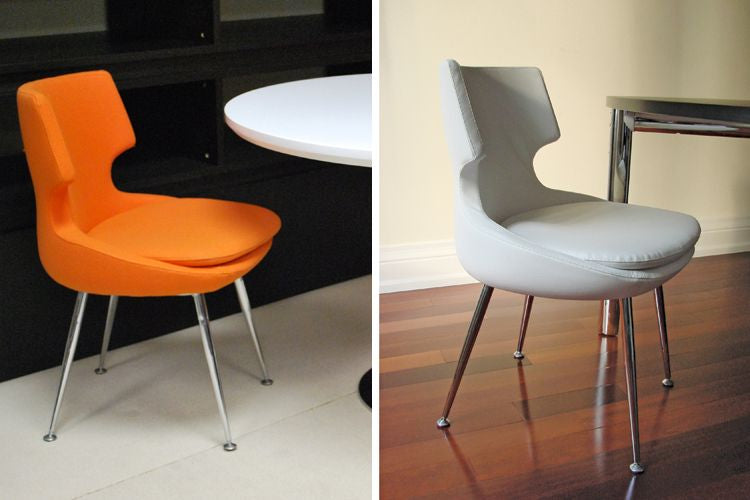 Patara Chair with Tango Table
