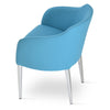 Buy Steel Legged Hospitality Armchair | 212Concept