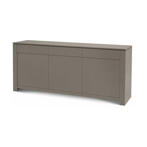 Buy Taupe Color MDF Sideboard by Domitalia | 212Concept