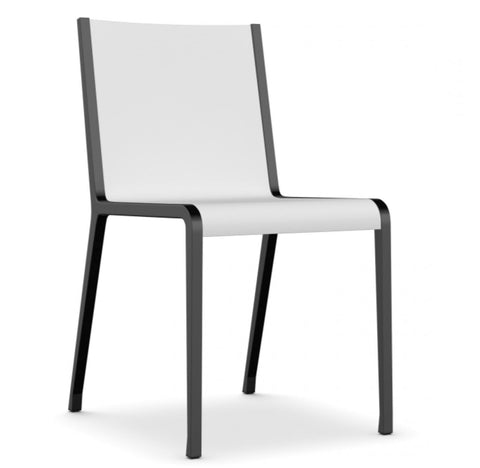 Buy Slim Elegant Aluminium Contract Side Chair | 212Concept