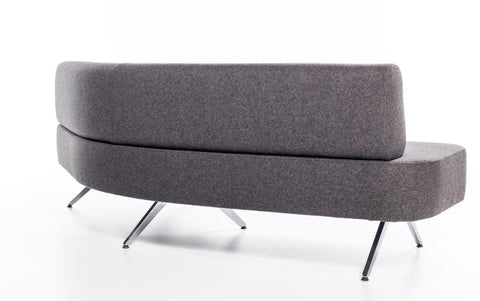 Buy Retro Curvy Commercial Sofa Online | 212Concept