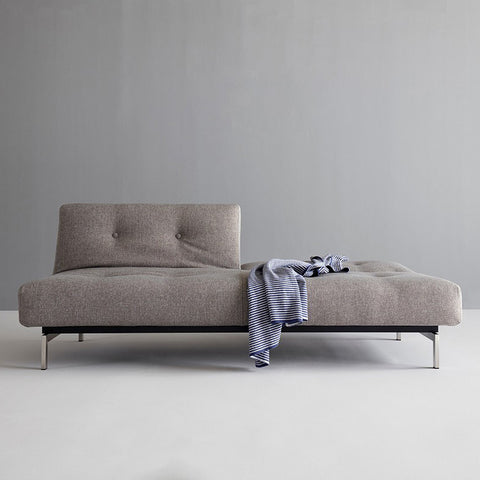 Buy Buri Sleeper Sofa with Button Tufting Detail Upholstery | 212Concept