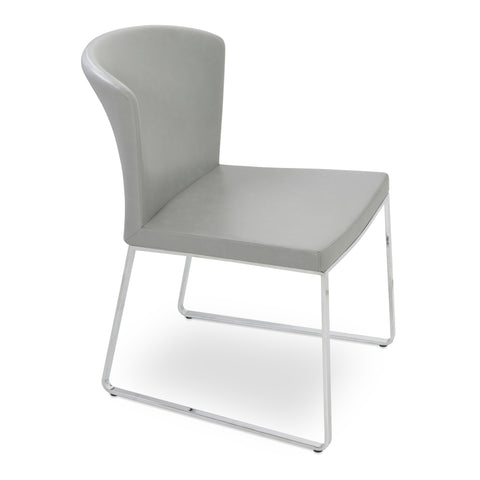 Capri Sled Dining Chair