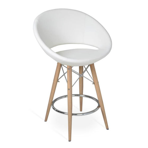 Crescent MW Stool