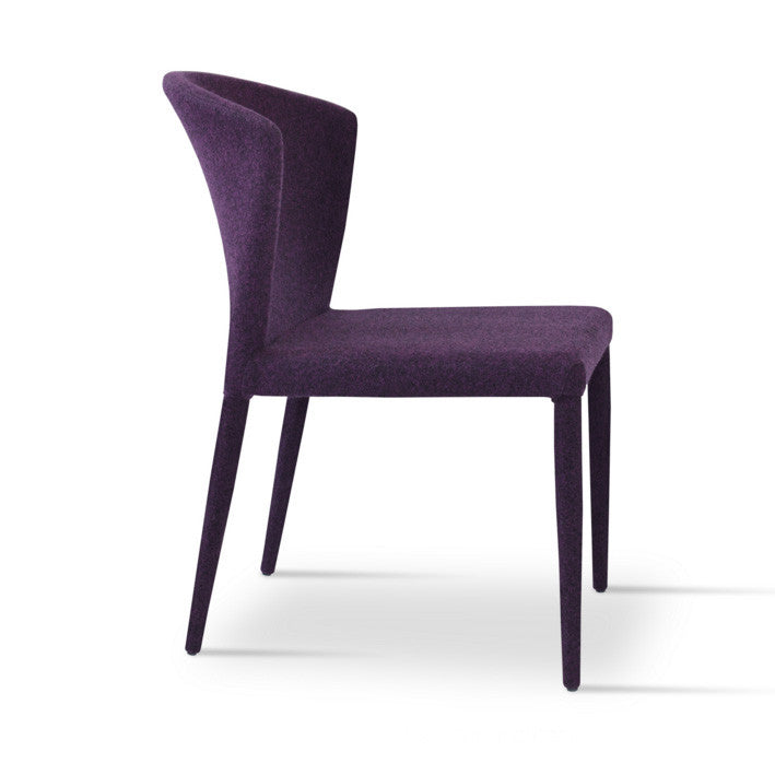 Buy Stackable Fully Upholstered Wool Chair | 212Concept