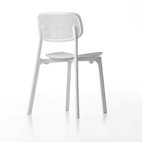 Buy Aluminum Frame Stackable Colander Outdoor Chair | 212Concept