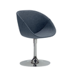 Buy Seashell Like Round Swivel Pedestal Base Chair | 212Concept