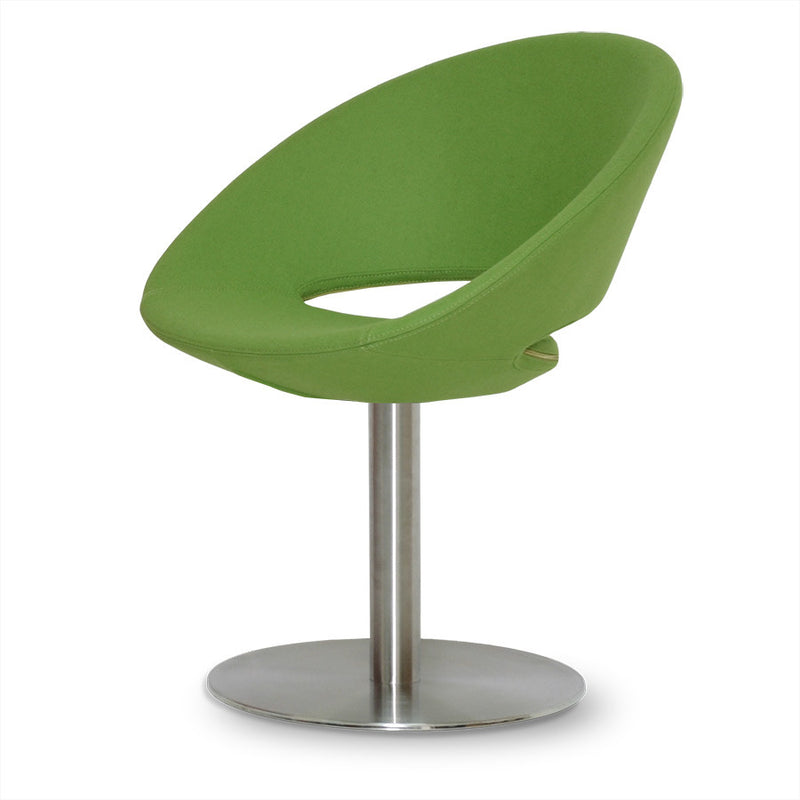 Buy Round Back Swivel Chair | 212Concept