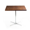 Buy Retro Pedestal Base Cross Square Dining Table | 212Concept