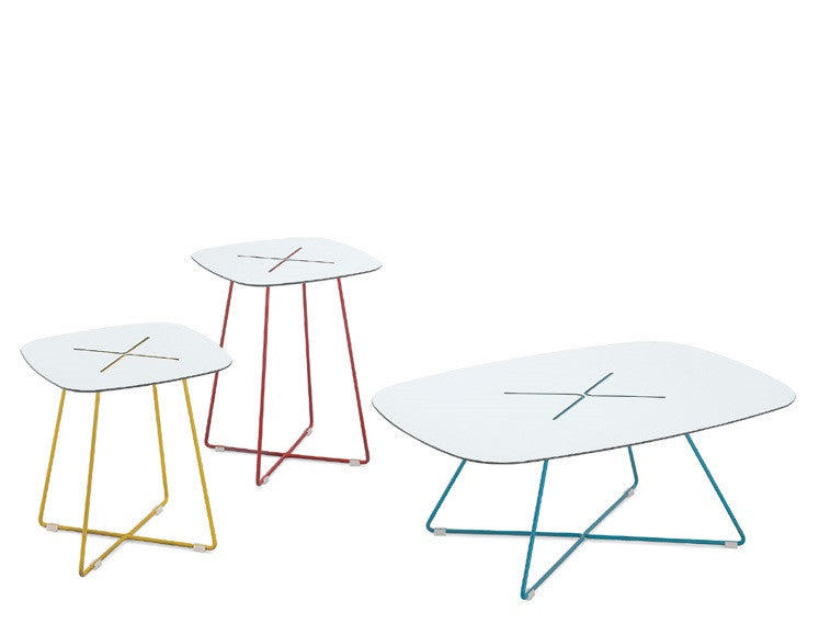 Buy White Laminate Top Tables in Colors | 212Concept