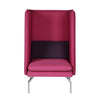 Buy Cube Shaped High Backrest Commercial One-Seater Chair | 212Concept