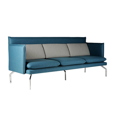 Buy Cube Shaped Low Back Commercial Lobby Sofa | 212Concept