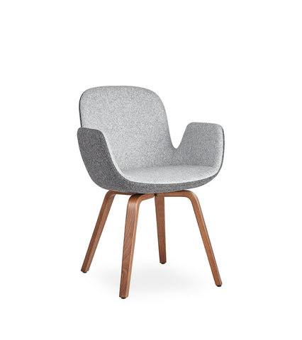Buy Duo-Toned Block Color Effect Daisy Plywood Armchair | 212Concept