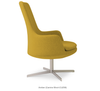 Buy High Back Curvy Dervish Lounge Chair | 212Concept