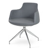 Buy Mid-Century Modern 4-Legged Swivel Dervish Armchair | 212Concept