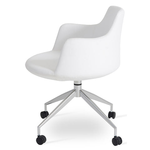 Buy Comfortable Ample Seat Dervish Spider Office Chair | 212Concept