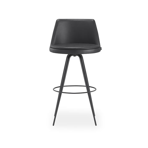 Buy Curvy Shell Design Dia50 Stool with Slender Tapered Legs | 212Concept