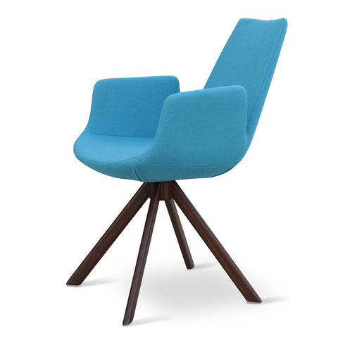 Buy Classic Modern Eiffel Sword Chair with Arms | 212Concept