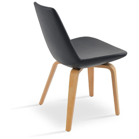 Buy Mid-Century Modern Plywood Legged Eiffel Commercial Chair | 212Concept
