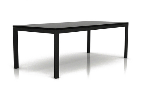 Buy Minimal Wood Top Elusive Table For Office Spaces | 212Concept