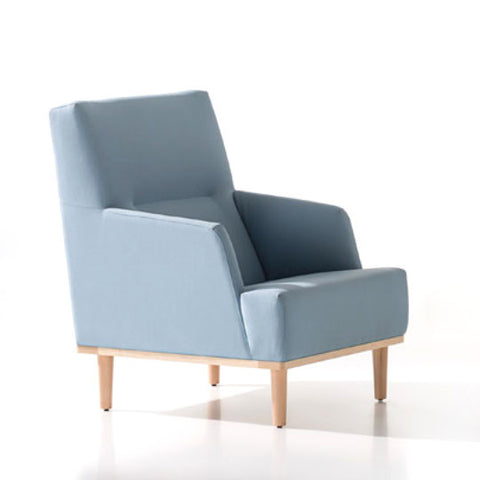 Buy Wide Modern Reading Lounge Chair | 212Concept